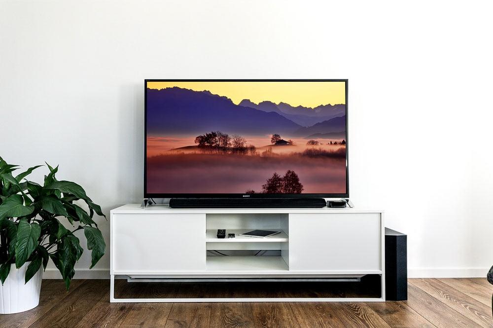 free smart tv mockup on behance