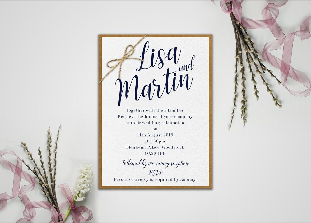 invitation mockupworld