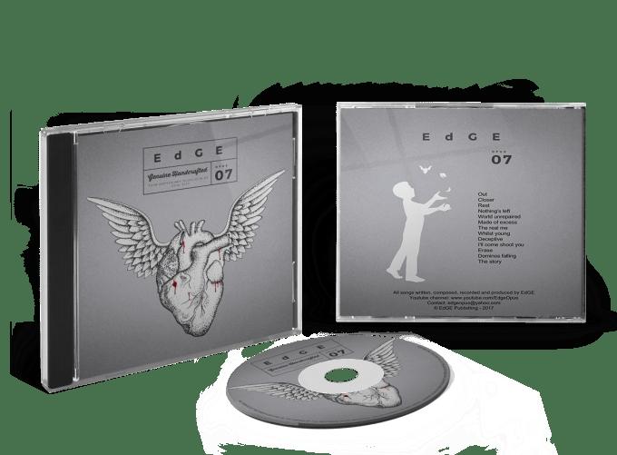 make realistic digipak cd case mockup studiomockup