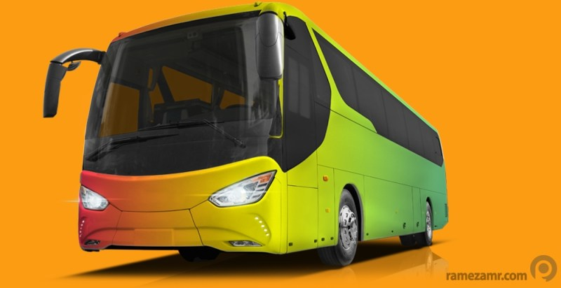 realistic bus mockup psd free download no attribution ramez amr