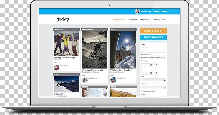 social media mockup social network web page png clipart