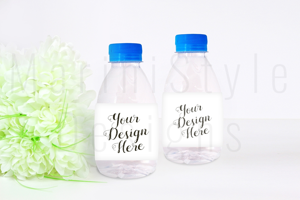 water bottle mockup water bottle label stock photo 584