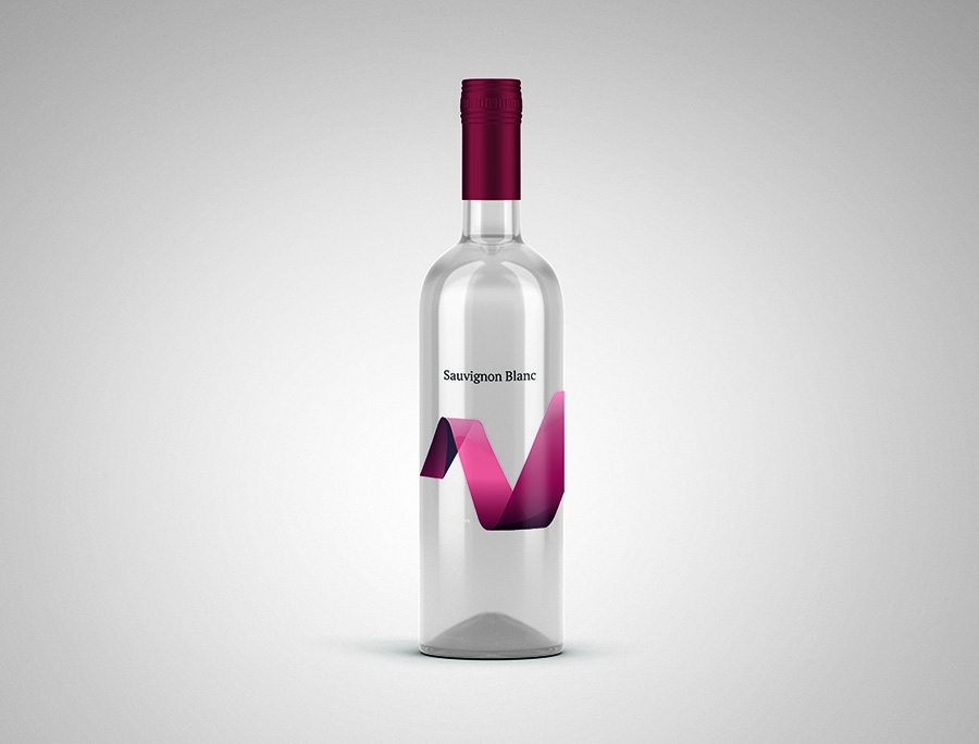wine bottle mock up premium and free mockups for your awesome