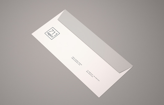 envelope mockup psd smart object