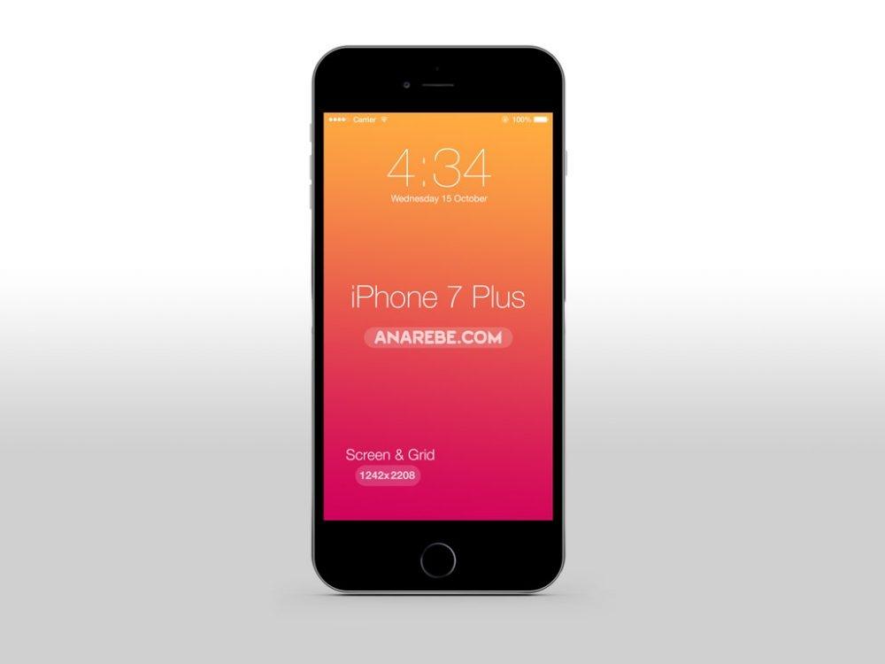 iphone 7 mockupworld