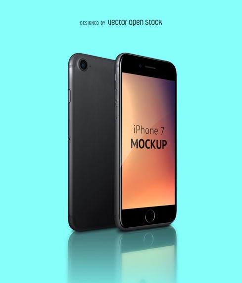 new iphone 7 mockup psd psd download