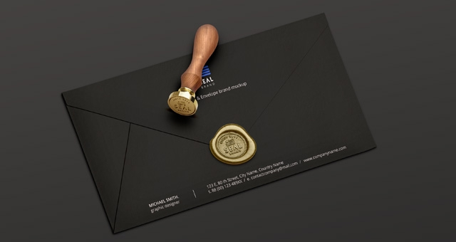 psd wood wax seal stamp mockup psd mock up templates pixeden