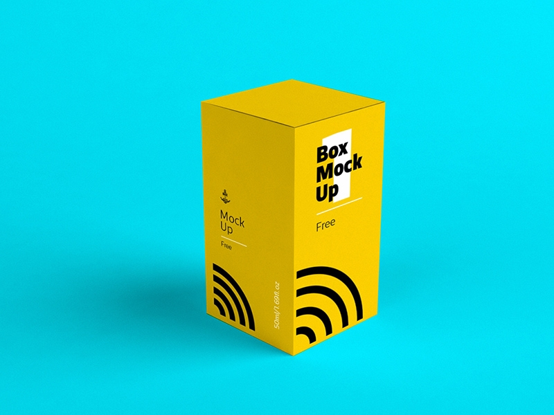 3d box mockup free psd template psd repo