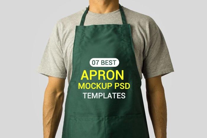 7 best apron mockup psd templates designyep