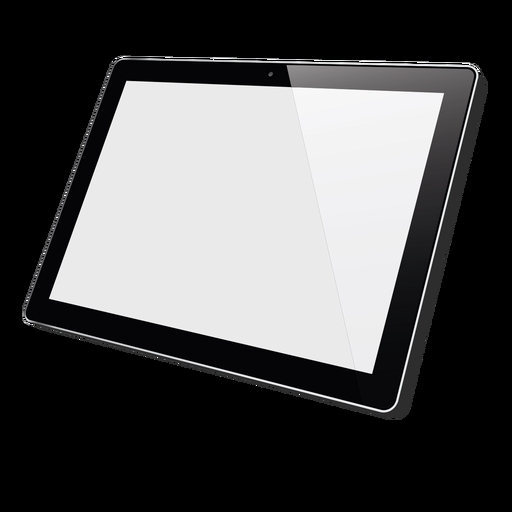 apple ipad tablet mockup transparent png svg vector