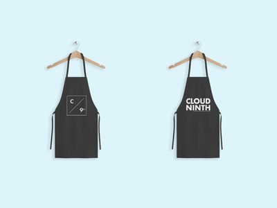 apron mockup designs themes templates and downloadable