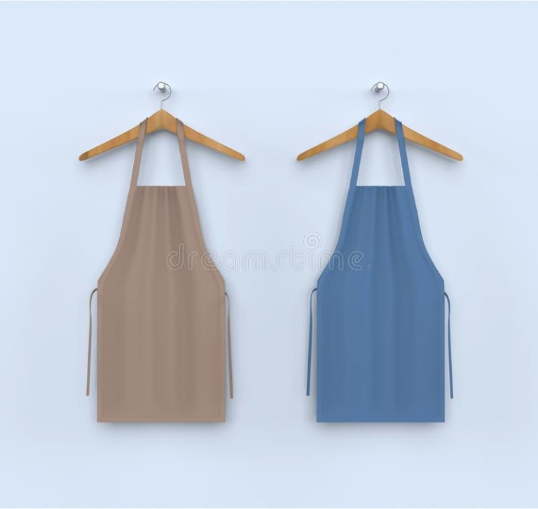 aprons apron stock illustration illustration of clothing