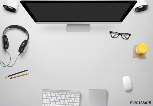 designer desk mockups buy this stock template and explore