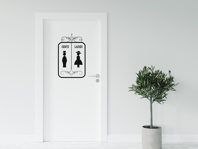 door mural mockup free psd template psd repo