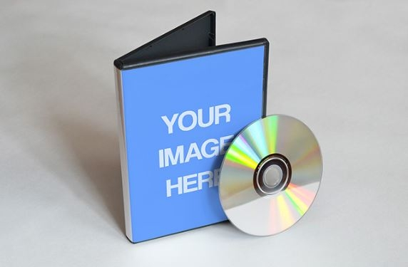 dvd cover mockup template sharetemplates