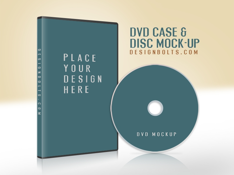 free cd dvd disc cover mock up psd zee que