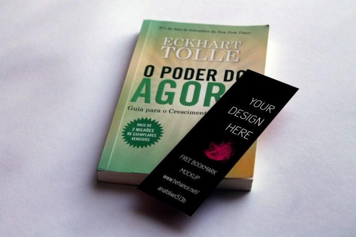 free small bookmark mockup free mockups best free psd