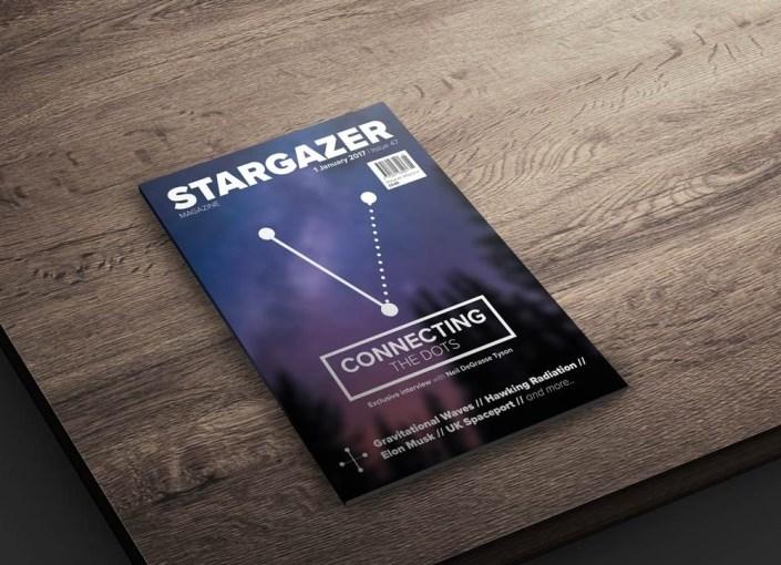 magazine cover mockup psd enta point
