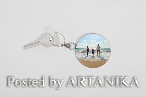 photo keychain mockup nitrogfx download unique graphics for