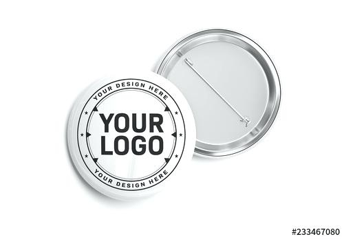 pin button template enfly