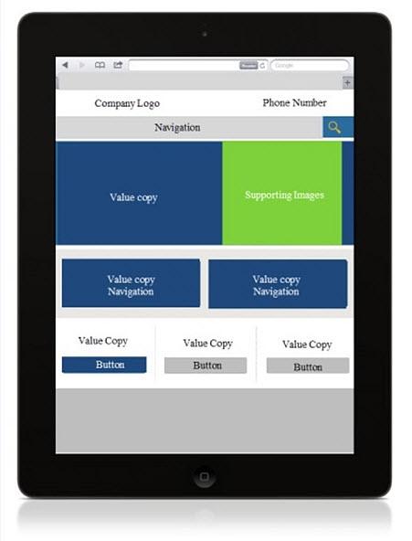 tablet mockup 3 marketingexperiments