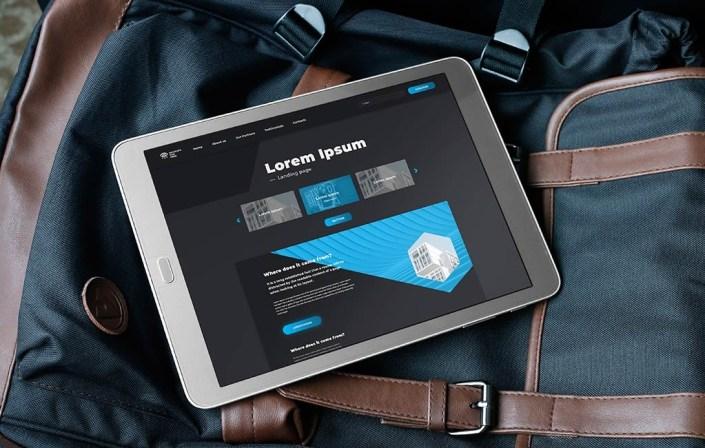 tablet mockup mockups for free