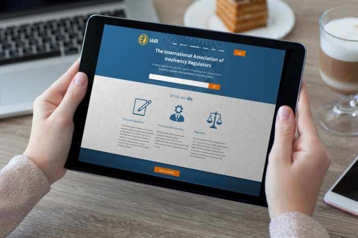 tablet mockup website development ltd