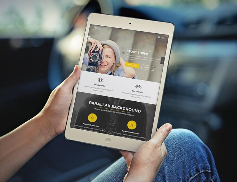tablet pad mockup set on behance