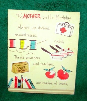 "Mothers Birthday Card - candacefaber.com"" title="