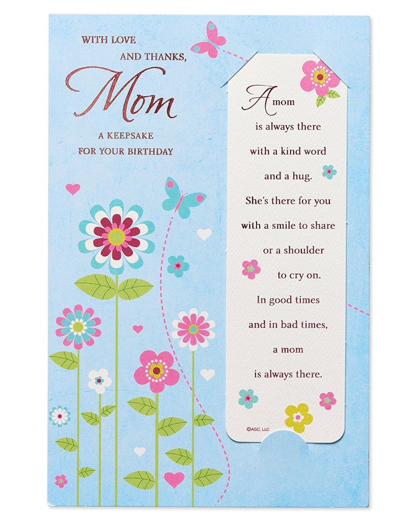 cheap birthday card mom find birthday card mom deals on