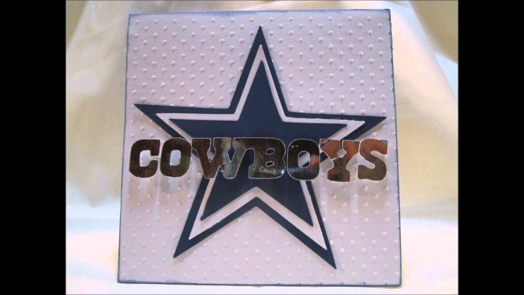 dallas cowboys birthday card
