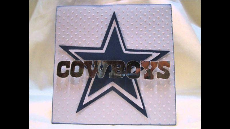 dallas cowboys birthday card