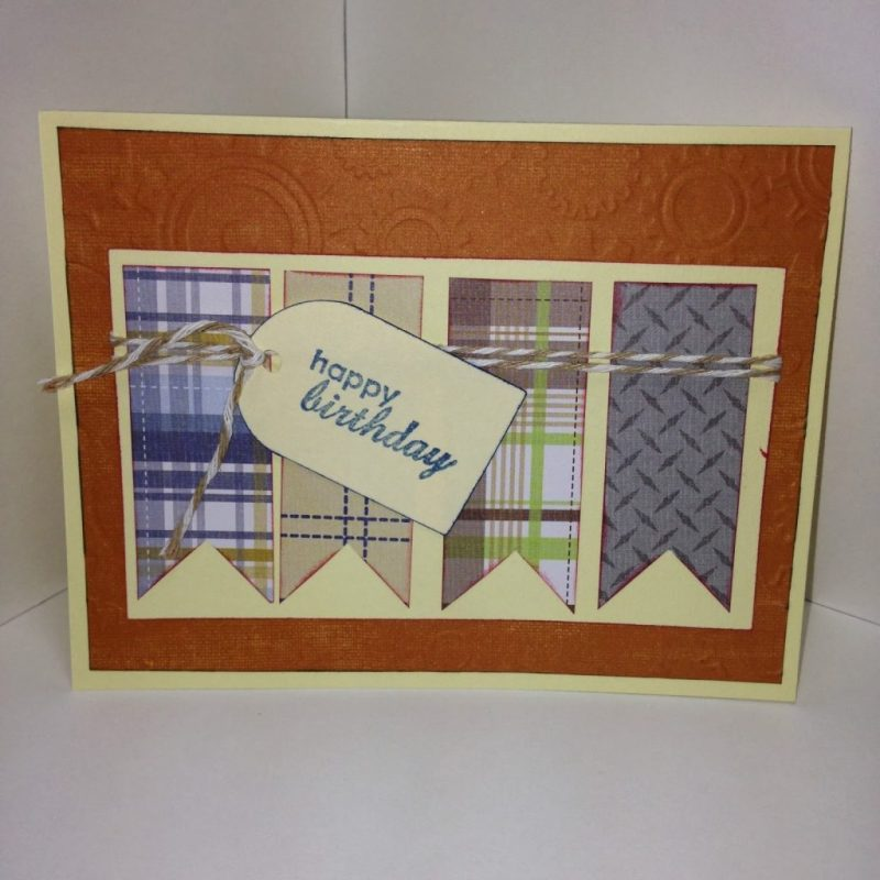 gab sews masculine birthday cards