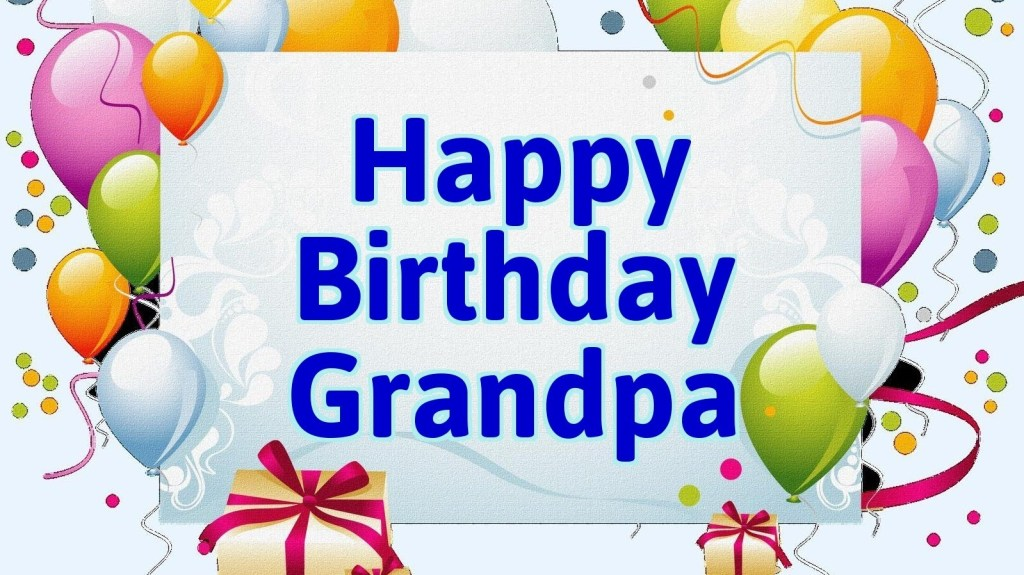 happy birthday images for grandfather free bday cards
