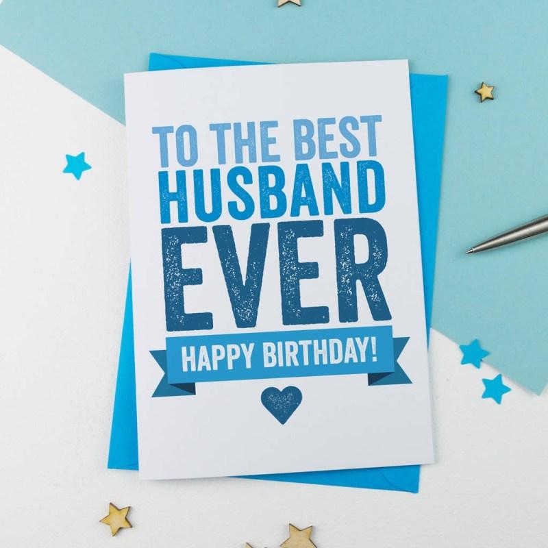husband birthday card birthday card a is for alphabet