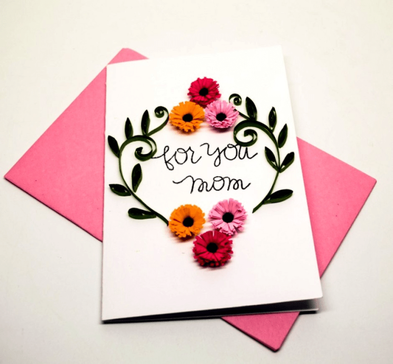 new handmade mother birthday cards homemade card ideas for