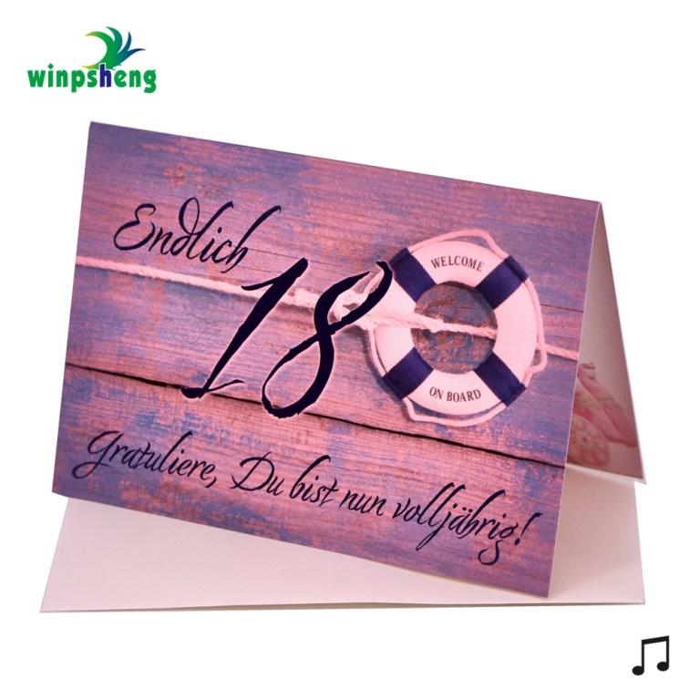 paper craft music 18th birthday anniversary greeting card buy music greeting cardmusic 18th birthday anniversary greeting cardpaper craft music