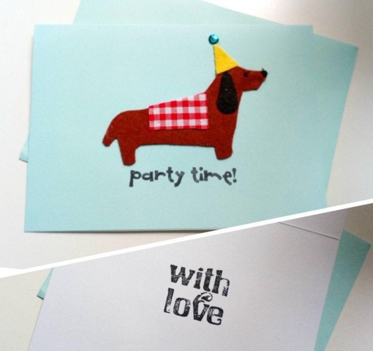 sausage dog birthday card dachshund birthday card handmade sausage dog birthday card sausage dogs uk doxie