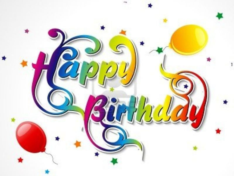 the collection of great and wonderful birthday wishes to