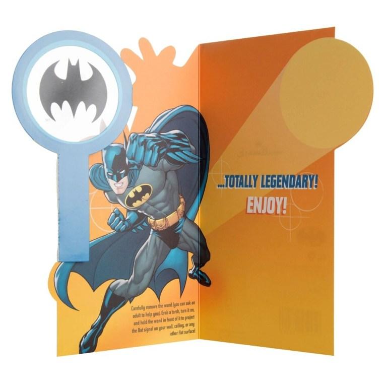 hallmark batman birthday cardsignal projector medium