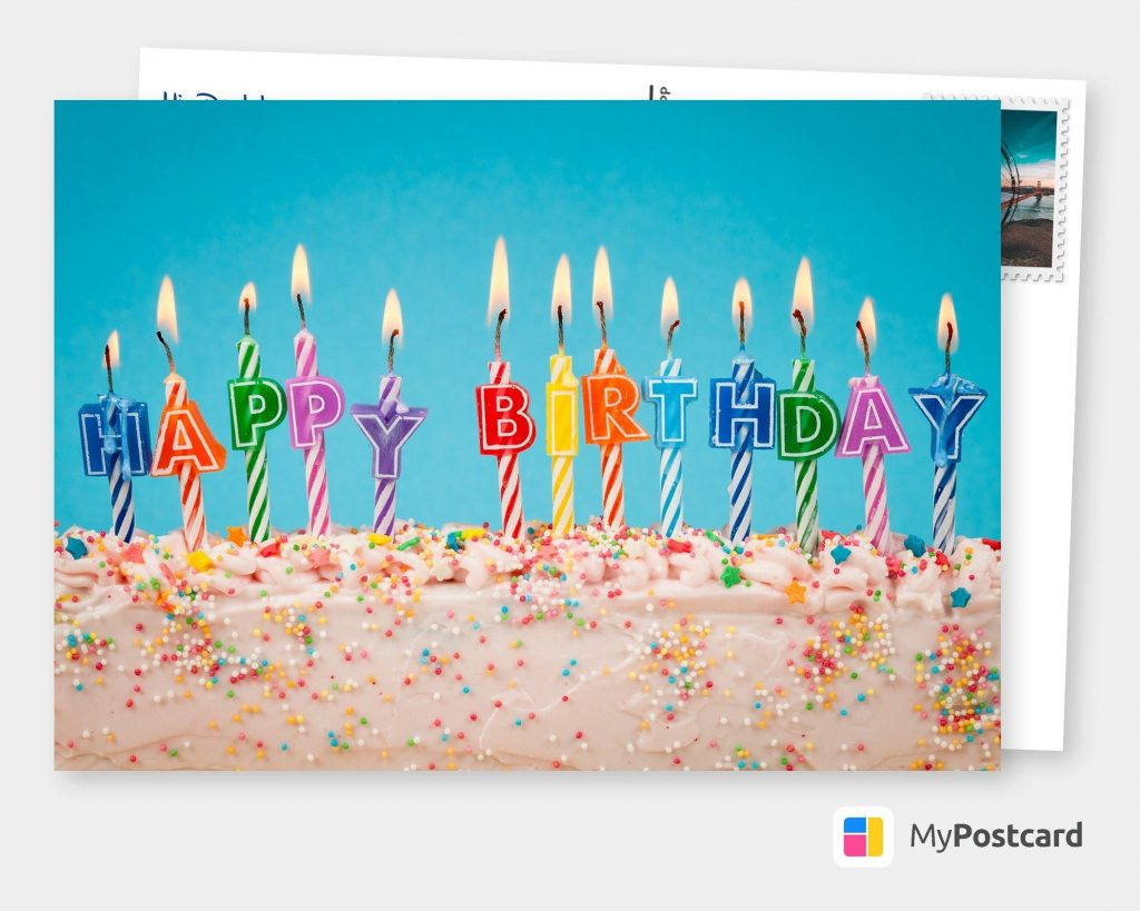 create your own happy birthday cards online free printable