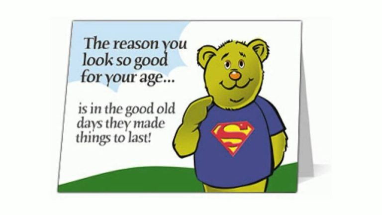 funny birthday card free printable hoyuk