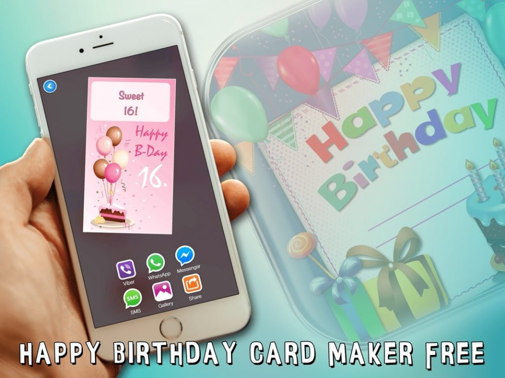 happy birthday card maker freebday greeting cards online