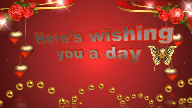 birthday wishes happy birthday greetings animation