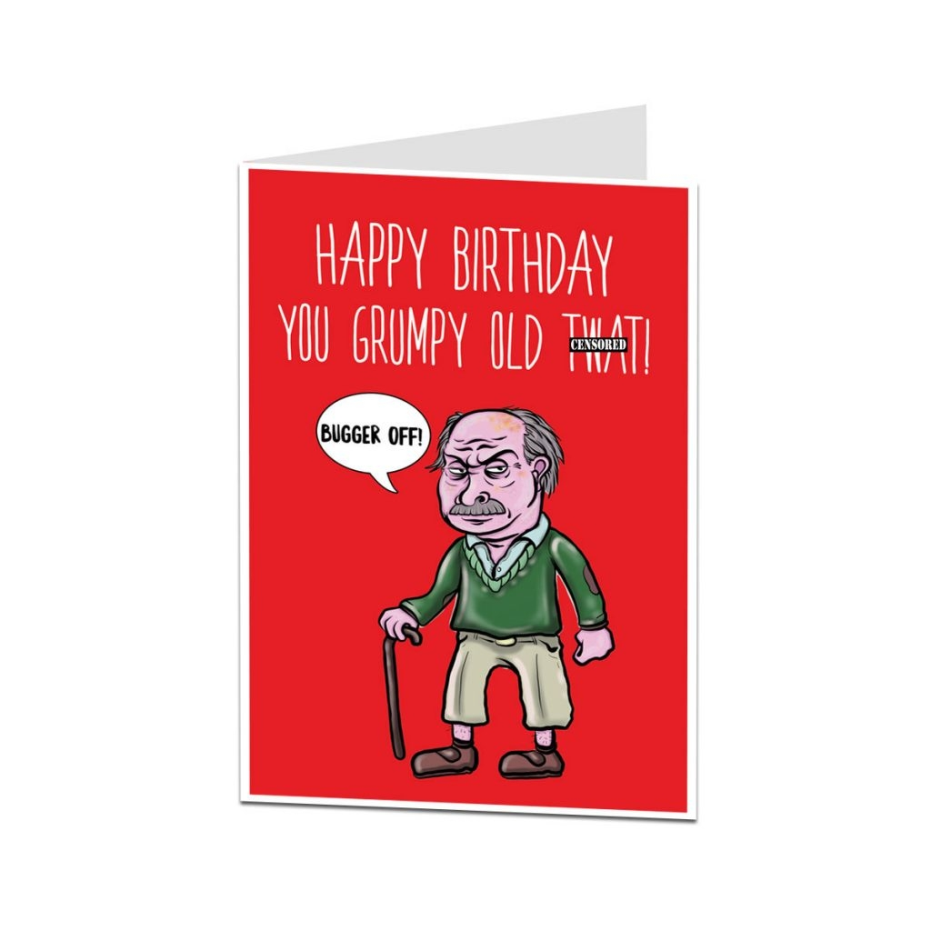 details about funny birthday card for men him 50th 60th 70th perfect for brother dad friend