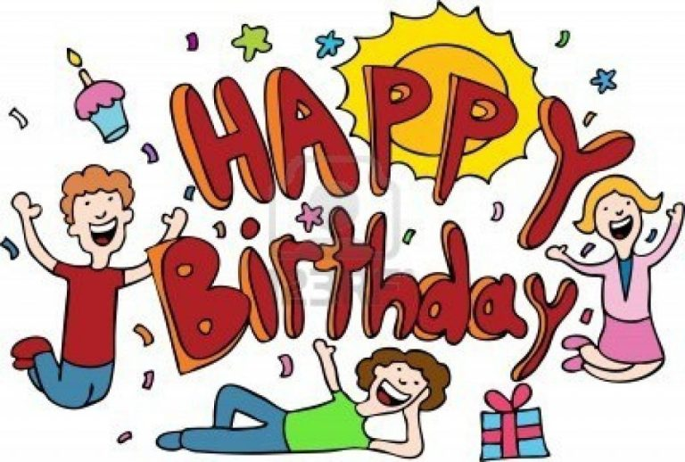 free happy birthday cartoon images download free clip art
