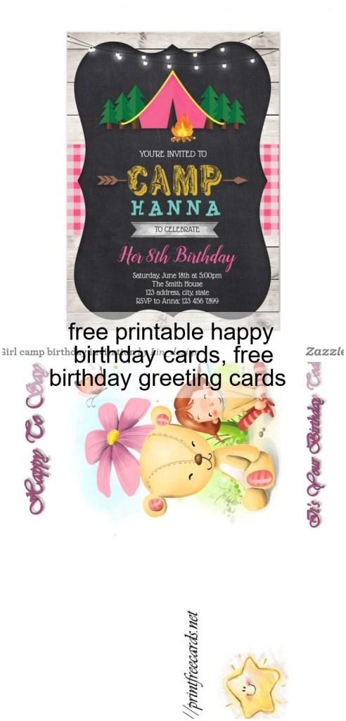 free printable happy birthday cards free birthday greeting
