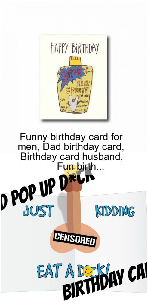 funny birthday card for men dad birthday card birthday
