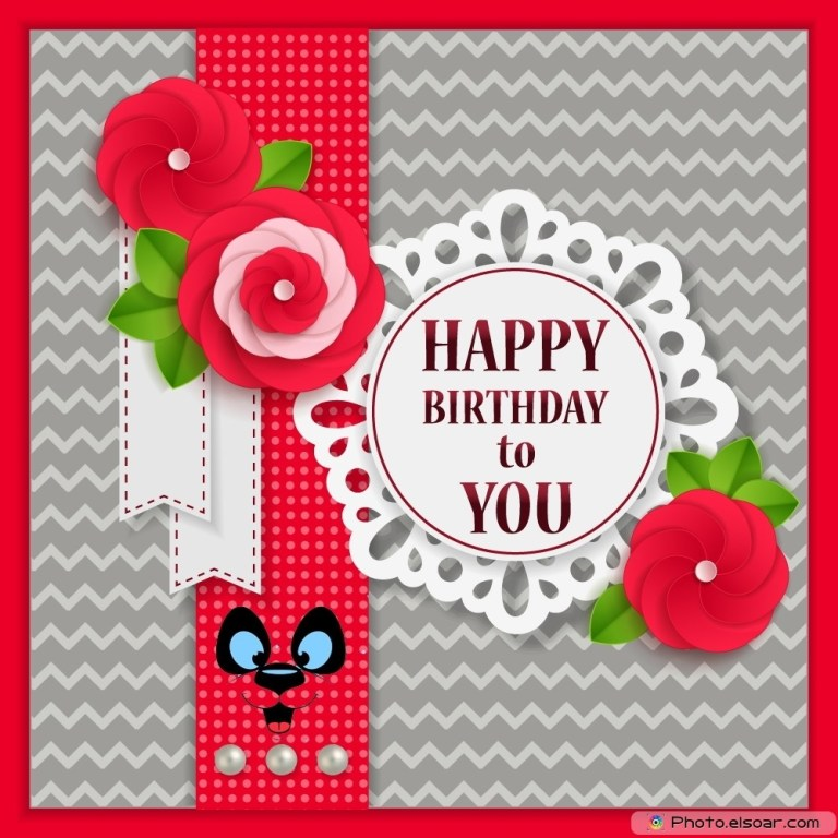 marvelous birthday e card with best wishes nice wishes
