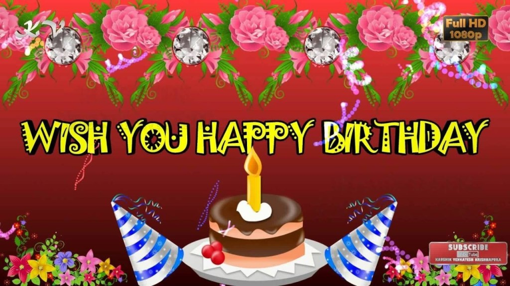 musical birthday cards for whatsapp happy birthday